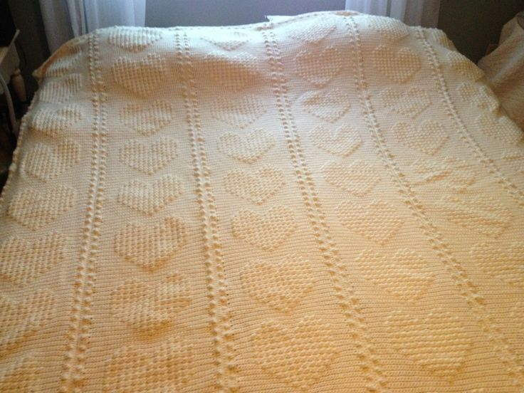 Crochet Wedding Afghan Pattern Free Inviwall