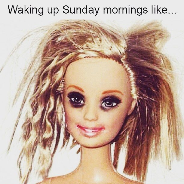The Struggle Is Real Sunday Hungover Dawn Pinterest
