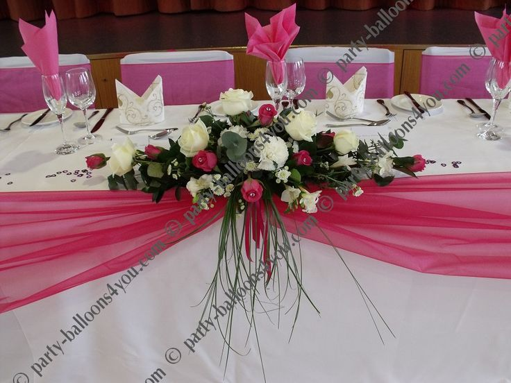 17 Best Images About Wedding Top Table On Pinterest