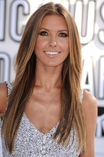 light brown hair with caramel highlights – Click image to find more Hair amp; Be