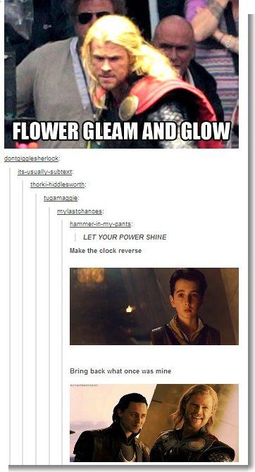 Flower Gleam and Glow (1/3)