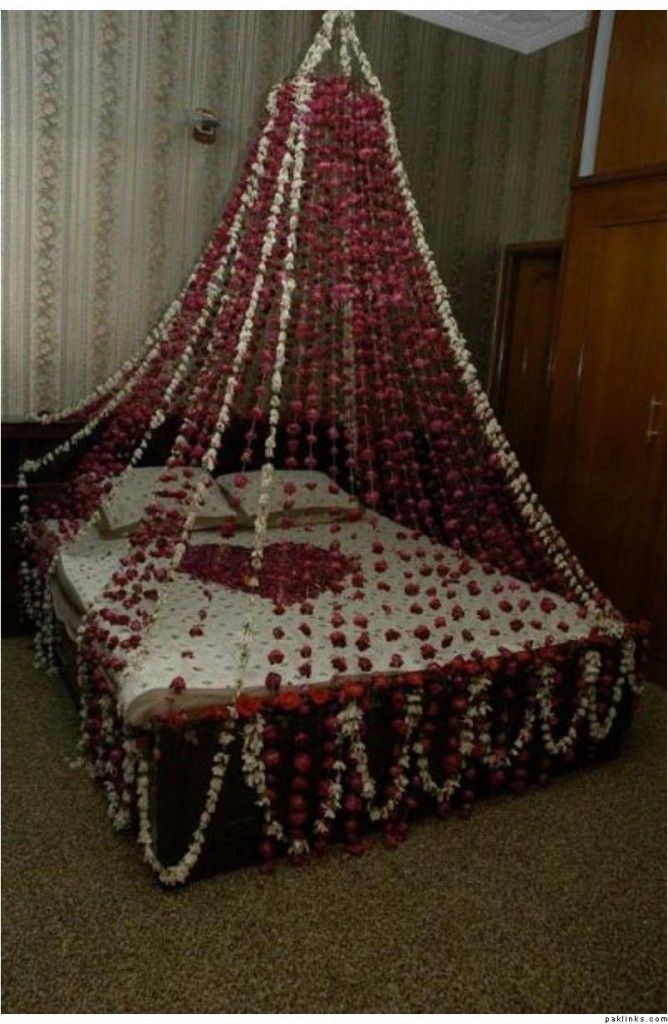 Newest Decorations for that wedding night time ( Bridal