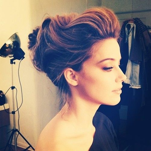25 Best Ideas About Red Carpet Updo On Pinterest