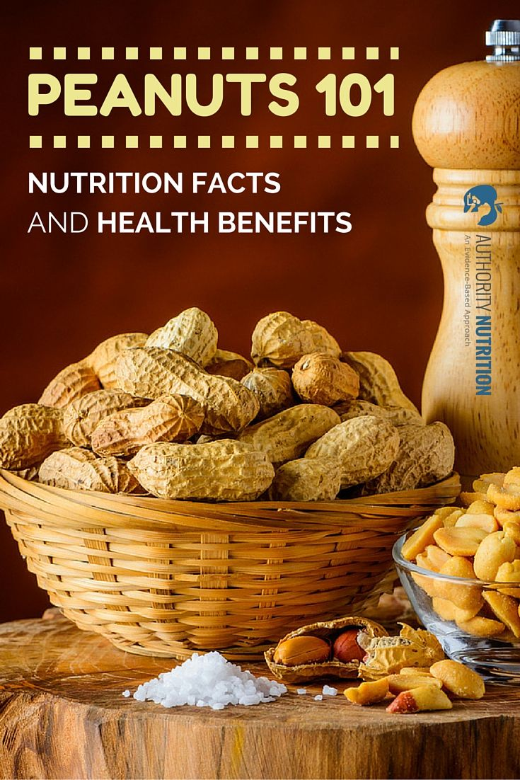 Peanuts 101 Nutrition Facts and Health Benefits Popular