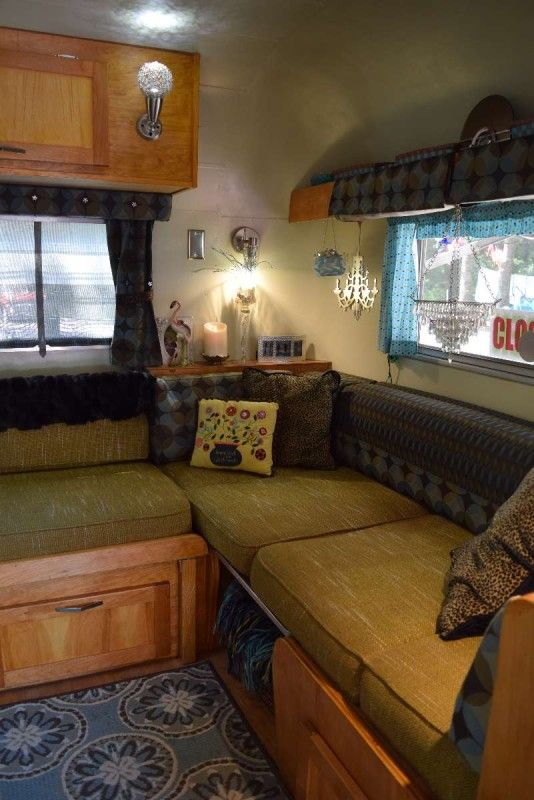 17 Best Images About Vintage Trailer Redo On Pinterest