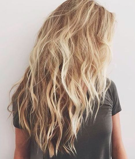 1000 Ideas About Wavy Hairstyles On Pinterest