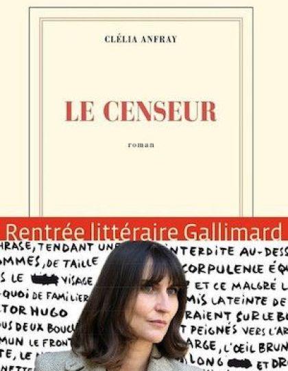 Anfray Clélia - Le censeur