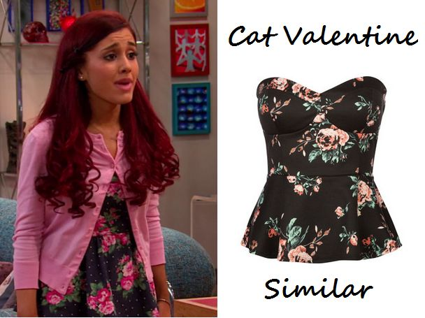All About Sam And Cat Fashion By Jennette McCurdy And