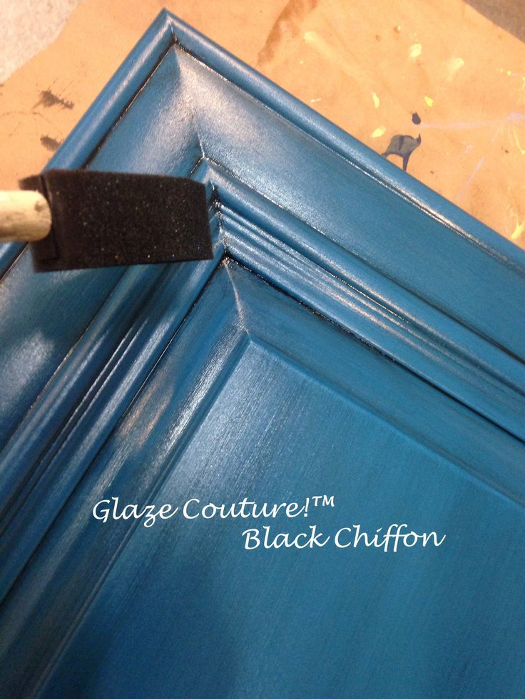 Lake Norman Signature Blue By Paint CoutureTM Glazed