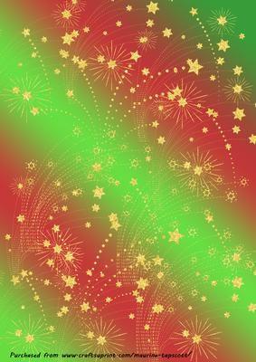 Christmas Celebration On Craftsuprint Designed By Maurine
