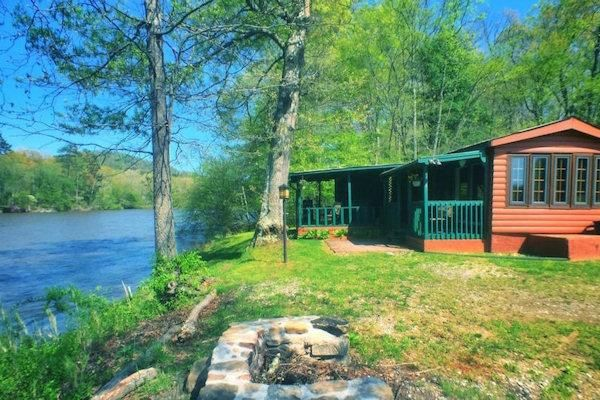 Asheville River Cabins In Asheville NC Cabin Rentals