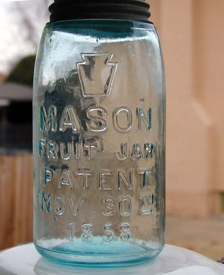 Mason Green 13 Jar Ball