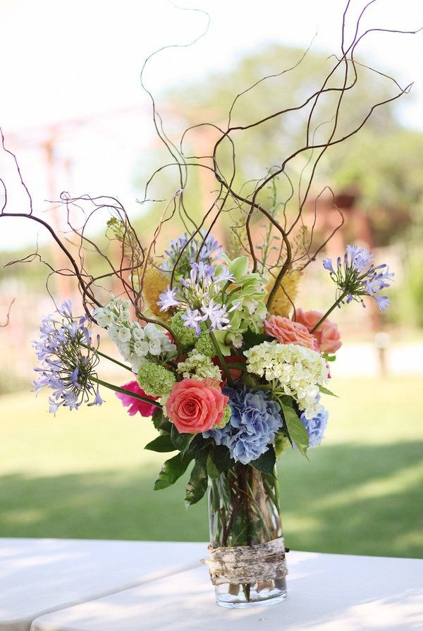 1000 Images About Curly Willow Arrangements On Pinterest