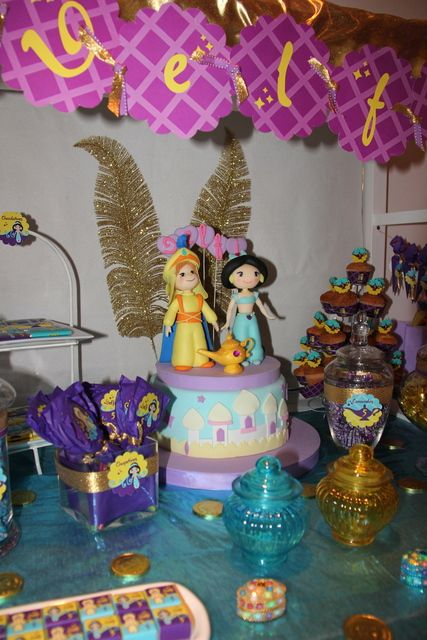 17 Best Images About Princess Jasmine Party On Pinterest