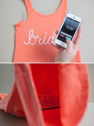 DIY | bleach bride t-shirt