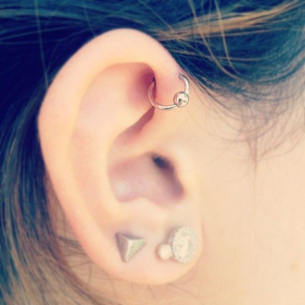 17 Best Images About Ear Piercings On Pinterest Plugs