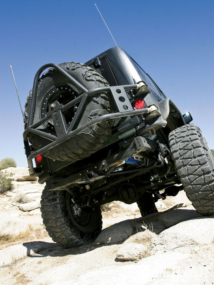 2010 Jeep Wrangler JK Unlimited Off Road Evolution Tire