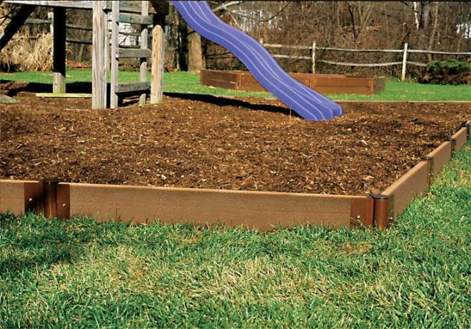 Easy inexpensive landscaping ideas wooden landscape