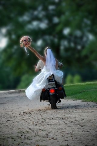 25 Best Ideas About Motorcycle Wedding On Pinterest