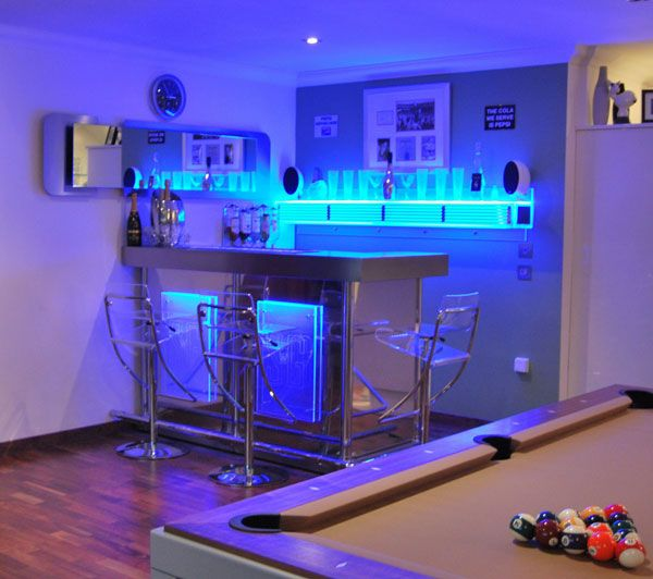 Want ! A custom made home bar .... Quench! Home Bars UK ...