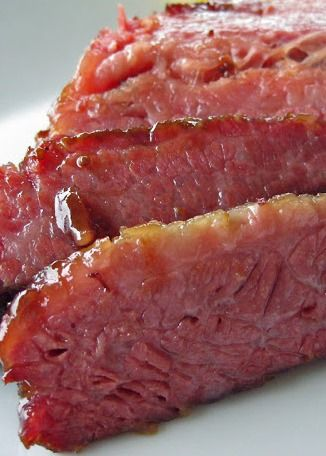 Glazed Corned Beef…are we doing anything for St. Pat's?  Even if to just have Corned Beef!