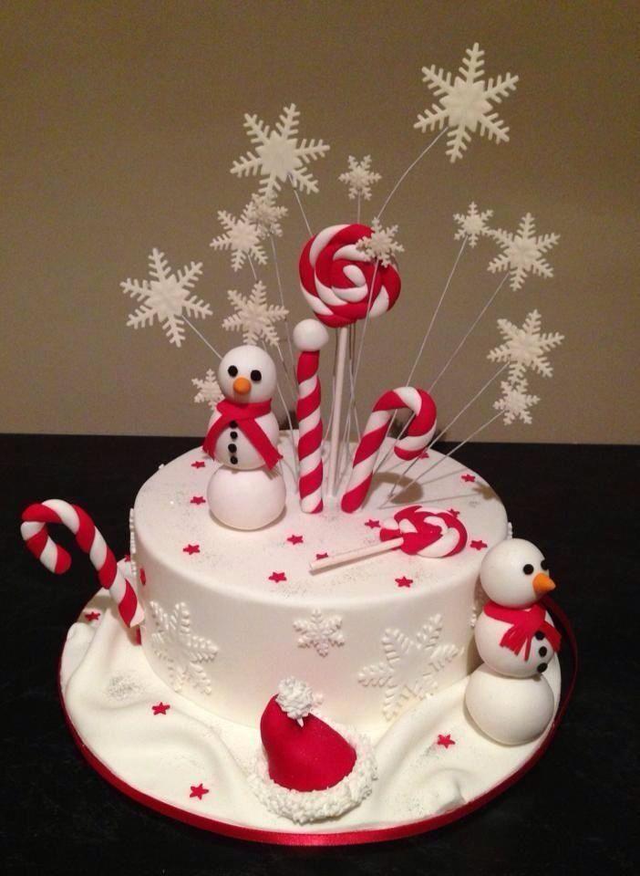 Image Result For Christmas Cake Winner Christmas Cakes