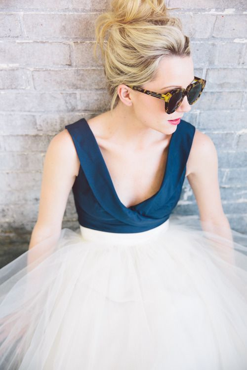 Summer Breeze – Casual Chic Wedding Inspiration in Navy, Taupe, and White » Hey Wedding Lady