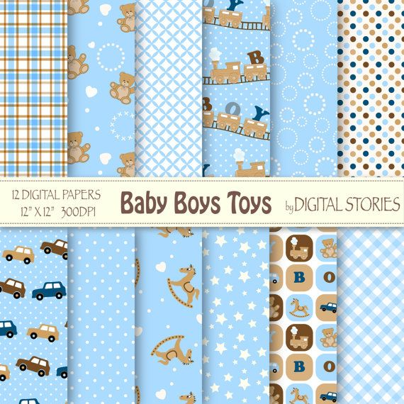337 Best Images About Scrapbook Papers On Pinterest