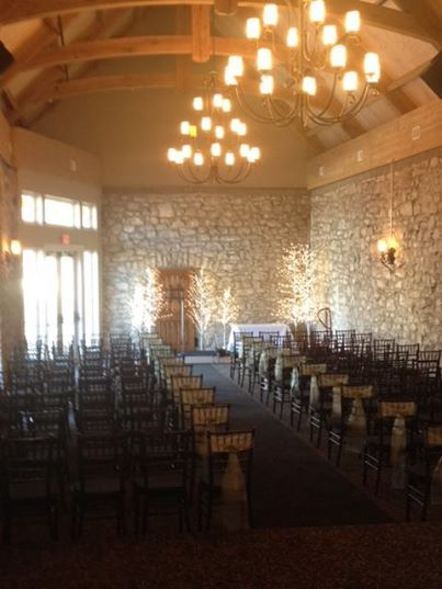 Old Stone Chapel St Charles Mo Ceremony Site Wedding