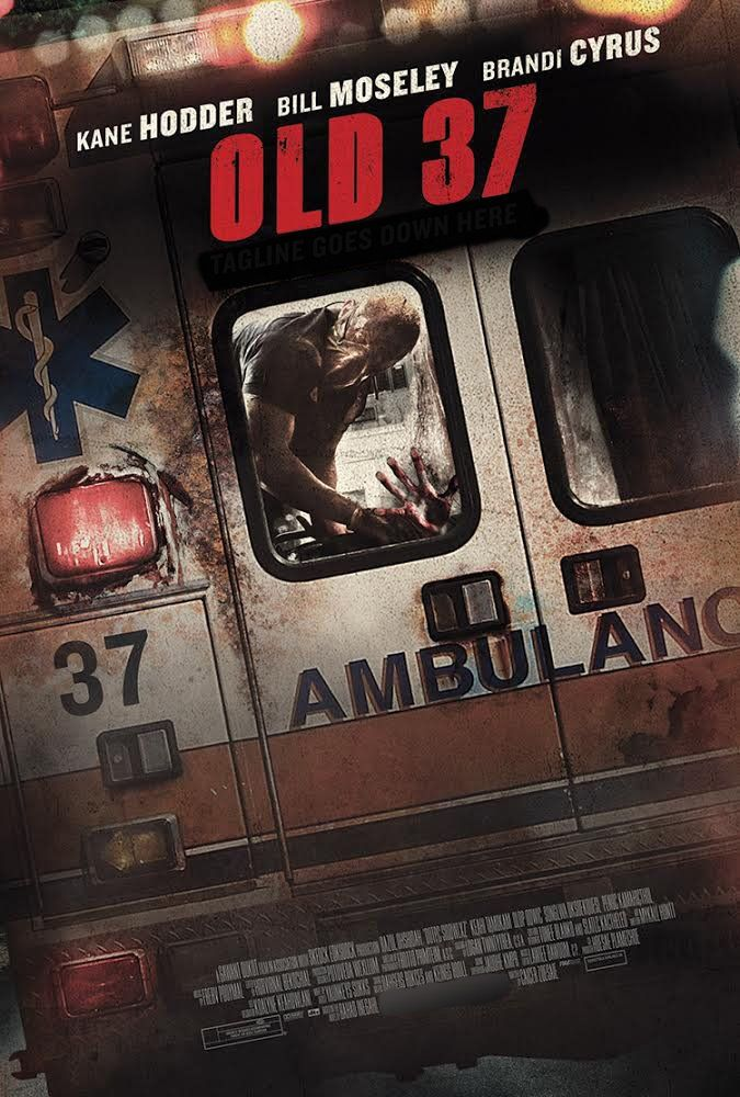 Old 37 (2015) Full Movie Poster Movie Posters