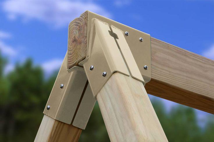 25+ Best Ideas About Wooden Swing Sets On Pinterest