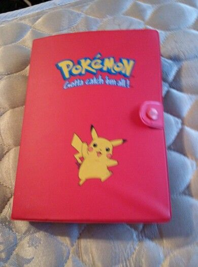 Pokemon Cards Card Holders And Pokemon On Pinterest