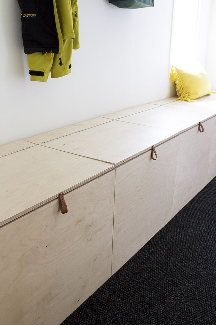 Diy Boot Bench WoodWorking Projects Amp Plans