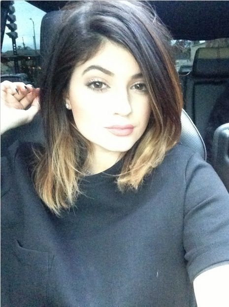 1000 Ideas About Kylie Jenner Haircut On Pinterest One