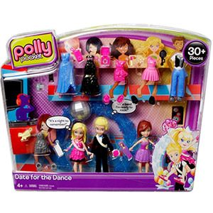 Polly Pocket Ultimate Fashion Build Up Ricks Dance Pack