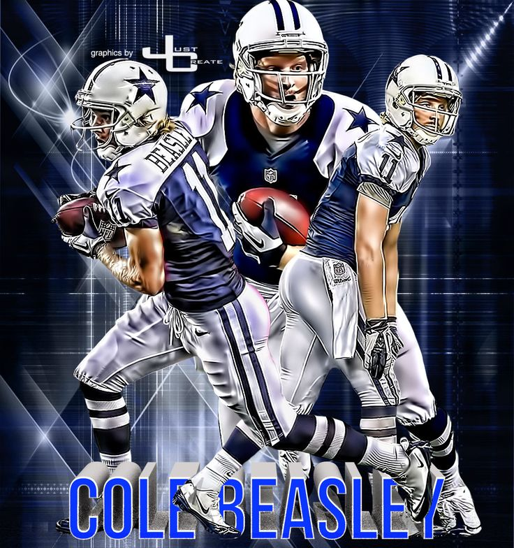 Cole Beasley graphics by justcreate Sports Edits