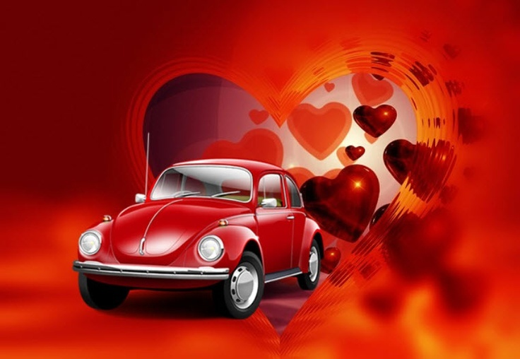 Beetle Love Valentines Vehicles WwwLindsayVolkswagen