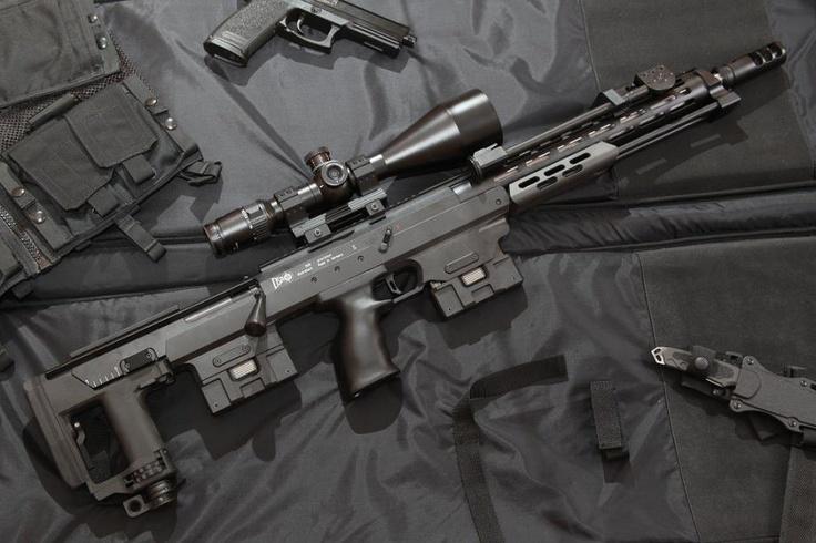 Badass bullpup Mad Maxx Pinterest Snipers, Rifles