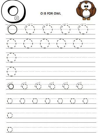 Letter Worksheets Letters And Worksheets On Pinterest