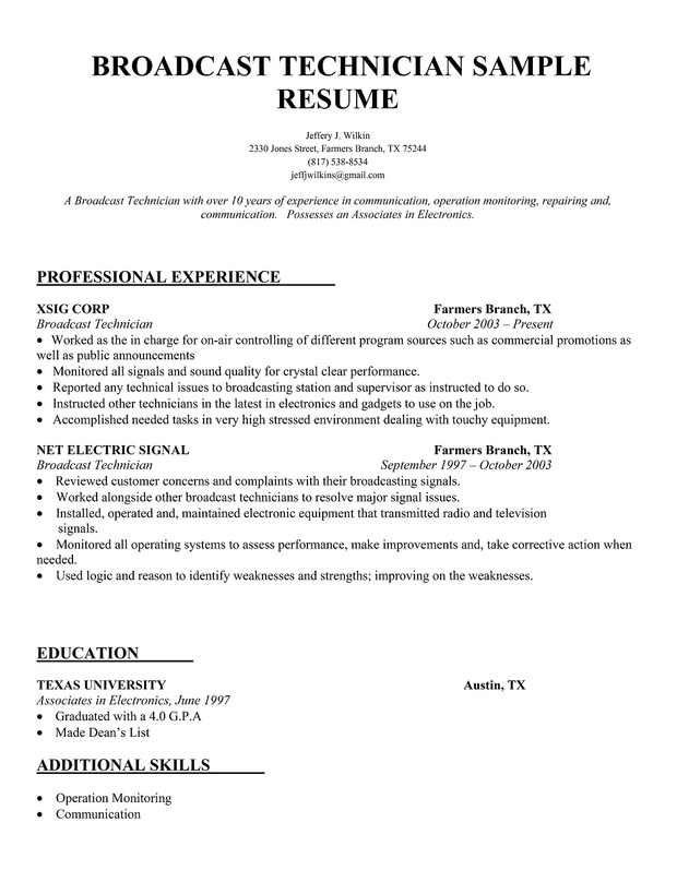 resume resume examples and engineering on pinterest