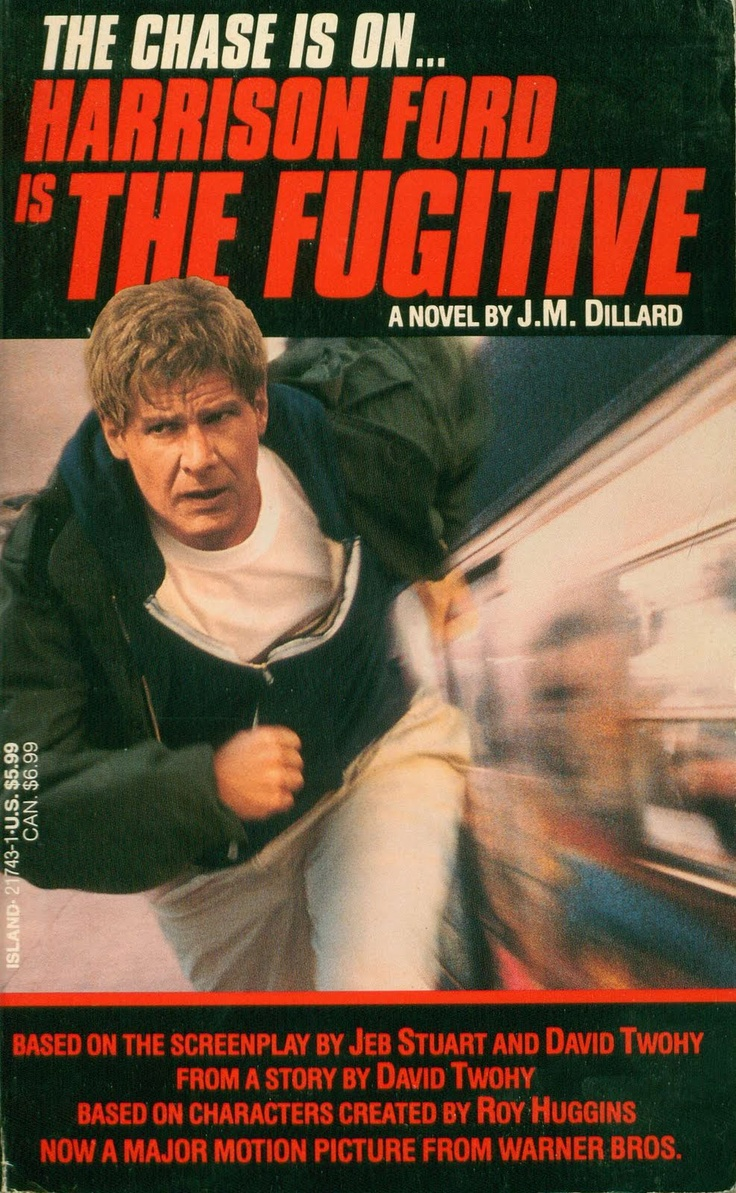 The Fugitive with Tommy Lee Jones and Harrison