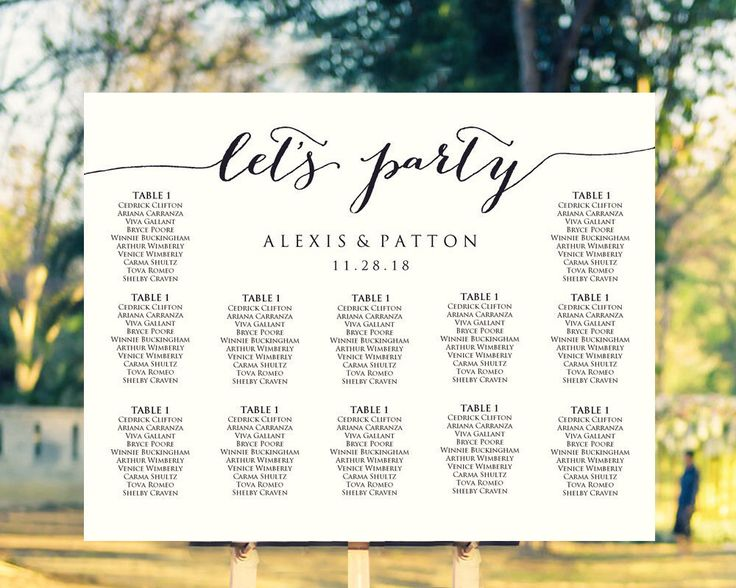 25+ Best Ideas About Seating Chart Template On Pinterest