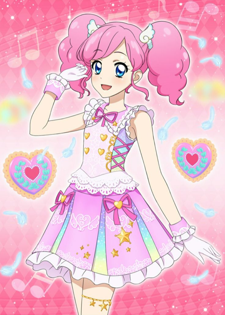 8 Best Aikatsu Madoka R Images On Pinterest