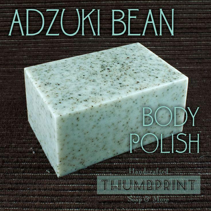 Adzuki Bean Homemade Melt and Pour Soap Recipe Glycerin