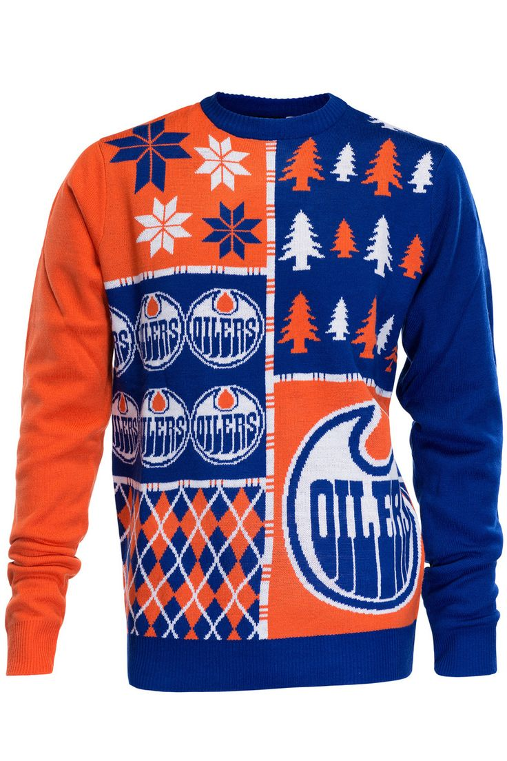 Ugly christmas sweater, Christmas sweaters and NHL on