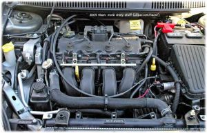 diagram of a 2004 dodge neon motor |  about 50 mpg