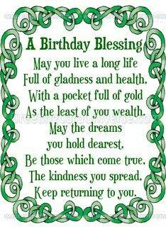 Birthday Blessings U Say Its Ur Birthday Pinterest Birthdays And Birthday Blessings