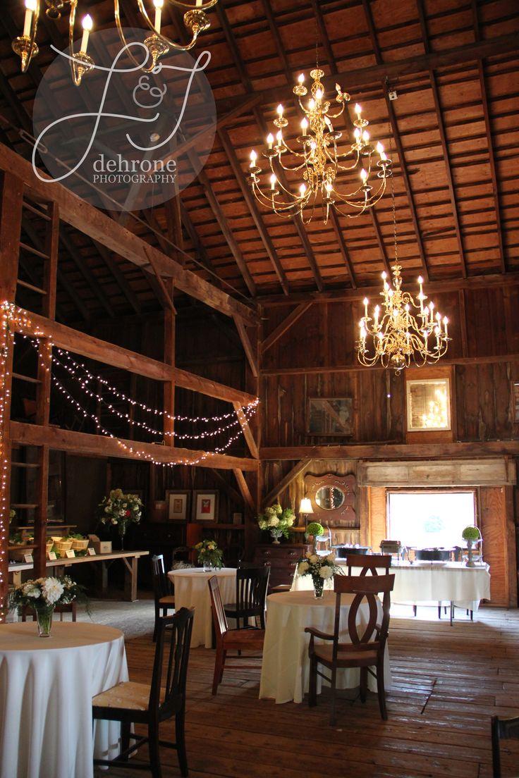 The Loft at Jack's Barn, NJ Barn wedding venue/floral
