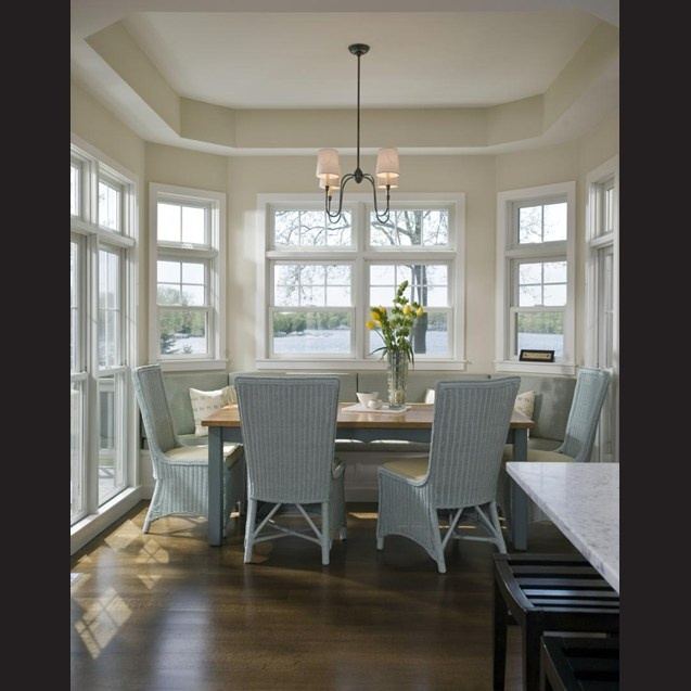 17 Best Images About Bay Window Ideas On Pinterest Bay Window Curtain Rod Nooks And Breakfast