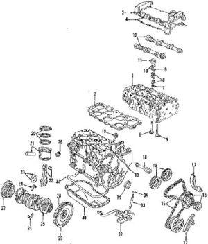 Mk3 Vr6 Engine Corrado VR6 Engine wiring diagram ~ ODICISORG